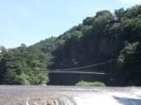 向こう側に吊り橋.JPG
